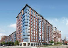 Maxwell Place 1100 Maxwell Place Hoboken Nj 07030 Buildingsluxury