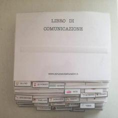 Libro di comunicazione (formato digitale – pdf) – Nuvola Bianca