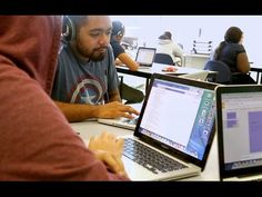 """PBS New Hour Video: """"In customized classrooms, at-risk students thrive"""" 