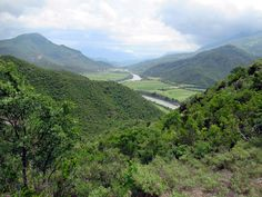 The Vjosa River in southern Albania is picturesque. Albania, Southern, Dreams, River, Mountains, Nature, Rivers, Nature Illustration, Off Grid