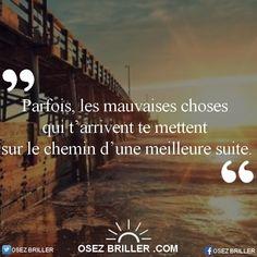 Rejoignez la communauté ! :)  http://www.osezbriller.com  #citation #motivation #proverbe #confiance #positif