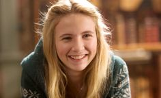eliza bennett! she is so pretty! i love her in the movie Snow White but never realized she was in ink heart