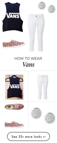 """""""Vans"""" by opinkney21 on Polyvore featuring Vans and White Stuff"""