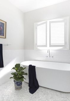 Bathrooms Lovely Best 25 Hampton Style Bathrooms Ideas On Pintere. Style Bathrooms Lovely Best 25 Hampton Style Bathrooms Ideas On Pintere. Stunning bath and bathroom from our little trip to Goondi last year! Family Bathroom, Laundry In Bathroom, Bathroom Renos, Bathroom Layout, Bathroom Flooring, Bathroom Renovations, Bathroom Interior, Modern Bathroom, Small Bathroom