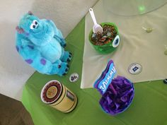 Monsters Inc Baby Shower, Scream, Compliments, Sons, Cake, Amazing, Desserts, Tailgate Desserts, Deserts
