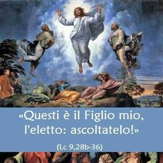 Trasfigurazione del Signore (6 agosto)