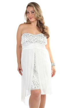 very pretty, I got to get thin enough to pull off white <3 -c'mon weight watchers work faster lol
