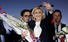 Leader of the far-right Front National tells the Telegraph that her support in   France, which goes to the polls for regional elections on Sunday, is only   growing