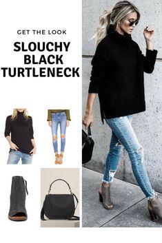 Get+the+look_+slouchy+black+turtleneck.jpg (735×1102)