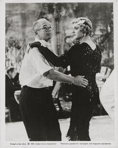 Billy Wilder + Jack Lemmon = Tango!