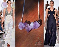 MILÃO FASHION WEEK inusitadas combinações em tons de lilás a partir dos looks CAVALLI clicados por ffw #MFW #asjoiasdarainha #divertidascombinações #ffw #cavalli #joias #lookscomjoias #lookacessorios #jewels #instajewels #instajoias #fashion#moda #instamoda #fashionjewel #fashionjewellery #jewellery #joia #joiascomsignificado #euquefiz #compredopequeno #joiadeautor #exclusivas #joiasexclusivas #ajdr_style #fashion_style  #designunico #eufizassuasjoias #eufizsuasjoias #autordejoias…