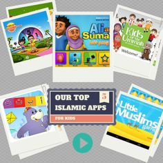 Guest Post: Our Top 5 Islamic Apps for Kids