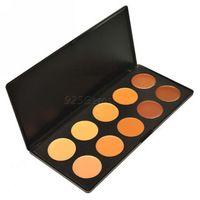 Brand New Professional Cosmetics 10 Color Matte Concealer Cream Palette Face Makeup Set