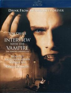 Interview with The Vampire Blu Ray Region A | eBay