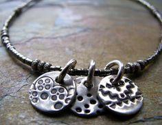 Dancing Bear Charm Bells Black Lace Hemp Anklet Macrame Handmade Ankle Bracelet Fast Color Fashion Jewelry