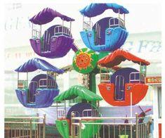 5 Cabin Mini Ferris Wheel Ride