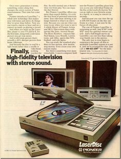 Here is a Vintage Laserdisc Ad that featured Paul Simon. Lps, Radios, Old Technology, Old Advertisements, Advertising, Paul Simon, Vintage Television, Old Computers, Tv Ads