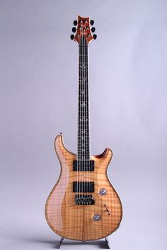 PRS[Paul Reed Smith ポールリードスミス] Private Stock #4007 Custom24 Multi-11Ply Neck&Deep Neck Joint Hand Selected Redwood Natural|詳細写真