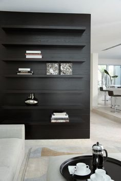 magdalena keck id miami_beach_townhouse shelving