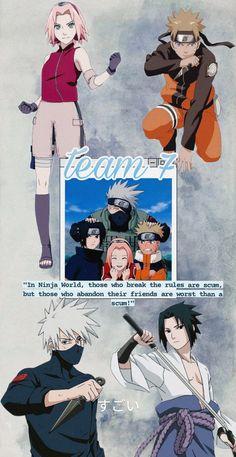 Team 7 aesthetic wallpaper