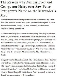 Actually the Marauders Map is a map of Hogwarts and Hogwarts only so Fred and George him while in the burrow Harry Potter World, Harry Potter Universal, Harry Potter Fandom, Harry Potter Memes, Harry Potter Head Canon, Harry Potter Theories, Fan Theories, Harry Potter Books, Fans D'harry Potter
