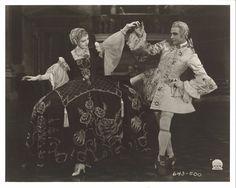 MONSIEUR BEAUCAIRE (1924) Rudolph Valentino & Doris Kenyon Dance Double-Wt 8x10