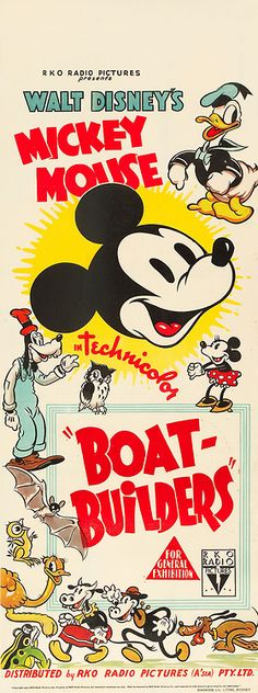 Vintage Mickey & Friends