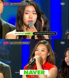 [K-POP]KATIE KIM, LILY M, JEUNG SEUNG-HWAN and LEE JIN-AH went up the TOP 4 at K POP STAR 4.