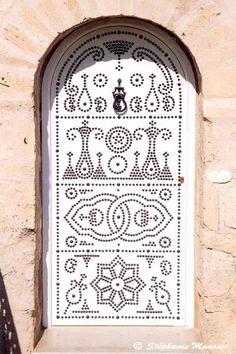 Art tunisien à Monastir