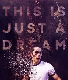This is just a dream.