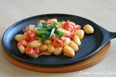 Gnocci in Tomaten-Mascarponecreme