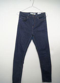 Kup mój przedmiot na #vintedpl http://www.vinted.pl/damska-odziez/rurki/13352155-topshop-moto-jamie-jeans-klasyczne-rurki-wysoki-stan