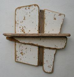 Driftwood shelf, Driftwood wall sculpture, Drift wood Art £150.00