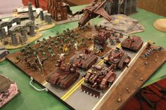 Blood Pact Army-Display