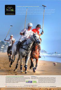Las carreras de caballos y el torneo de polo arena en Zahara de los Atunes vuelven un año más.  El fin de semana del 28 - 29 de septiembre de 2013, toda la fuerza y el colorido del polo profesional y de las carreras de caballos en la playa se darán cita de nuevo en Zahara.  Un espectáculo único y especial. Durante el Fin de Semana Gastronómico del Retinto. Zahara de los Atunes, su torneo de polo y sus carreras de caballos en la playa te esperan.