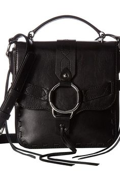 Rebecca Minkoff Darling Top-Handle Crossbody (Black) Cross Body Handbags - Rebecca Minkoff, Darling Top-Handle Crossbody, HSP7EDLS62-001, Bags and Luggage Handbag Cross Body, Cross Body, Handbag, Bags and Luggage, Gift, - Street Fashion And Style Ideas