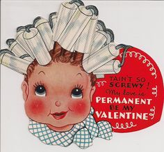 Vintage Valentine's Day Card* 1500 free paper dolls at Arielle Gabriel's The International Paper Doll Society and also free China and Japan paper dolls at The China Adventures of Arielle Gabriel * My Funny Valentine, Valentine Images, Valentines Greetings, Vintage Valentine Cards, Little Valentine, Valentine Day Love, Vintage Greeting Cards, Vintage Holiday, Valentine Crafts