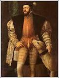 1519: Francesco I perse l'elezione alla carica imperiale del Sacro Romano Impero in favore di Carlo V.