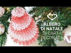 Tutorial: Come realizzare alberi di Natale con carta decorata - La Figurina