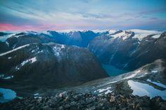 Skåla Hike, Norway