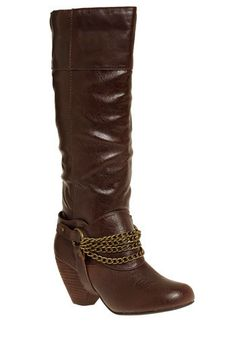 From Zero to Sexy Boot, Perfect for Fall with jeans Crazy Shoes, On Shoes, Me Too Shoes, Slouchy Boots, Vintage Boots, Sexy Boots, Diva Fashion, Brown Boots, Cowboy Boots