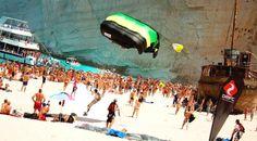 BASE Jump Greece