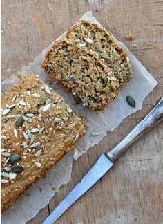 Anja's Food 4 Thought: Spelt Quick Bread