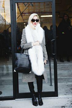 New_York_Fashion_Week-Street_Style-Fall_Winter-2015-Joanna_Hillman- by collagevintageblog, via Flickr