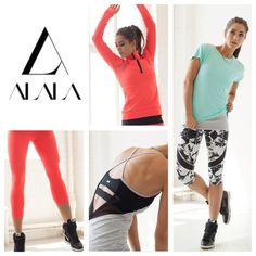 Friend in US just told me about stunning new fitness kit from @Alala_Style When are you coming to the uk? #alalalife