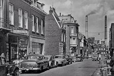 Honigmanstraat in 1958