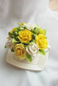 All to create the colors of polymer materials. Master class on making flowers.  http://pion-online.ru/category/bukety-iz-polimernoj-gliny/