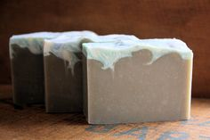 Surf Vegan Cold Process Soap by LongWinterSoapCo on Etsy
