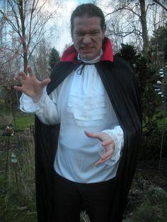 Vampirkostüm für die Monster- und Gruselkiste