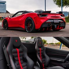 Guess the Tuner of this Ferrari 488 Spider -->FOLLOW @SupercarsBuzz for More<--- [Credits: @creativebespoke ] #SupercarsBuzz